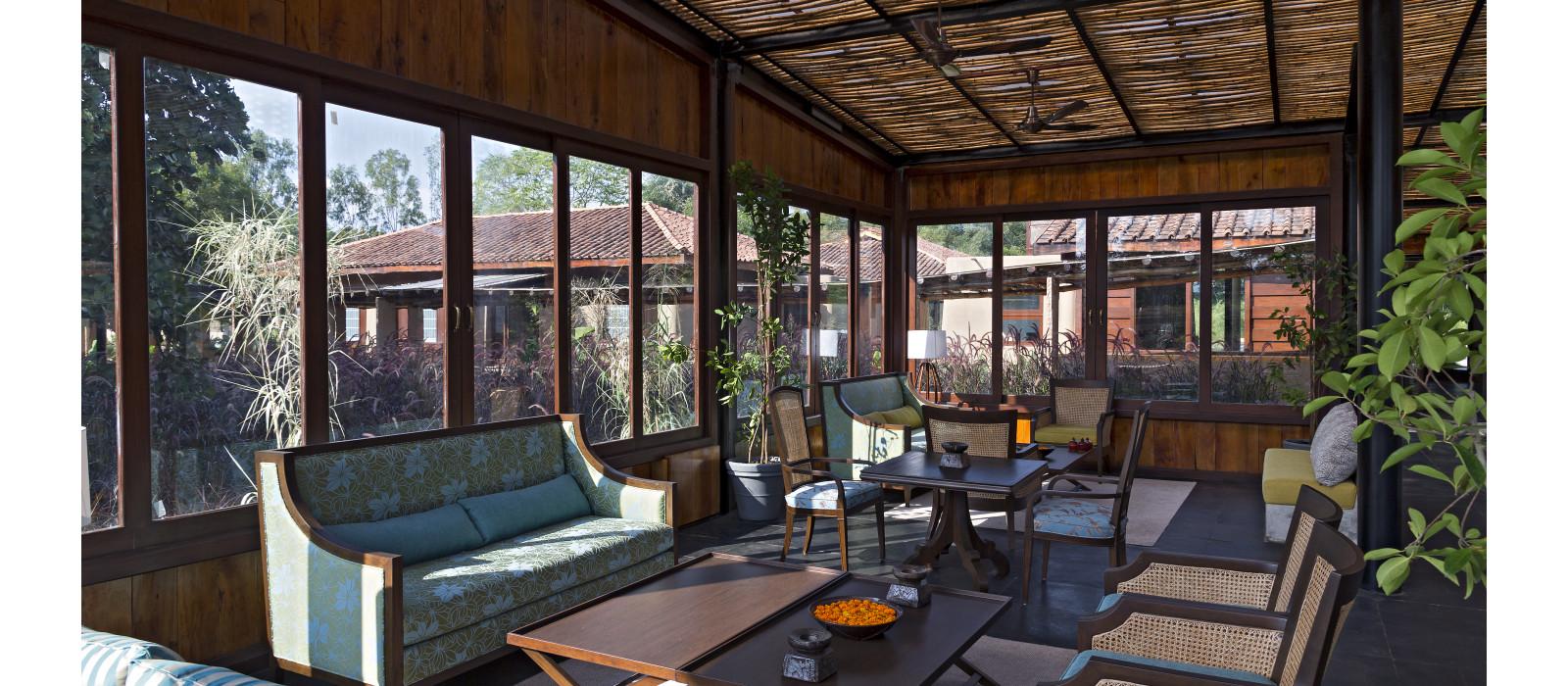 Hotel Jehan Numa Retreat Zentral- & Westindien