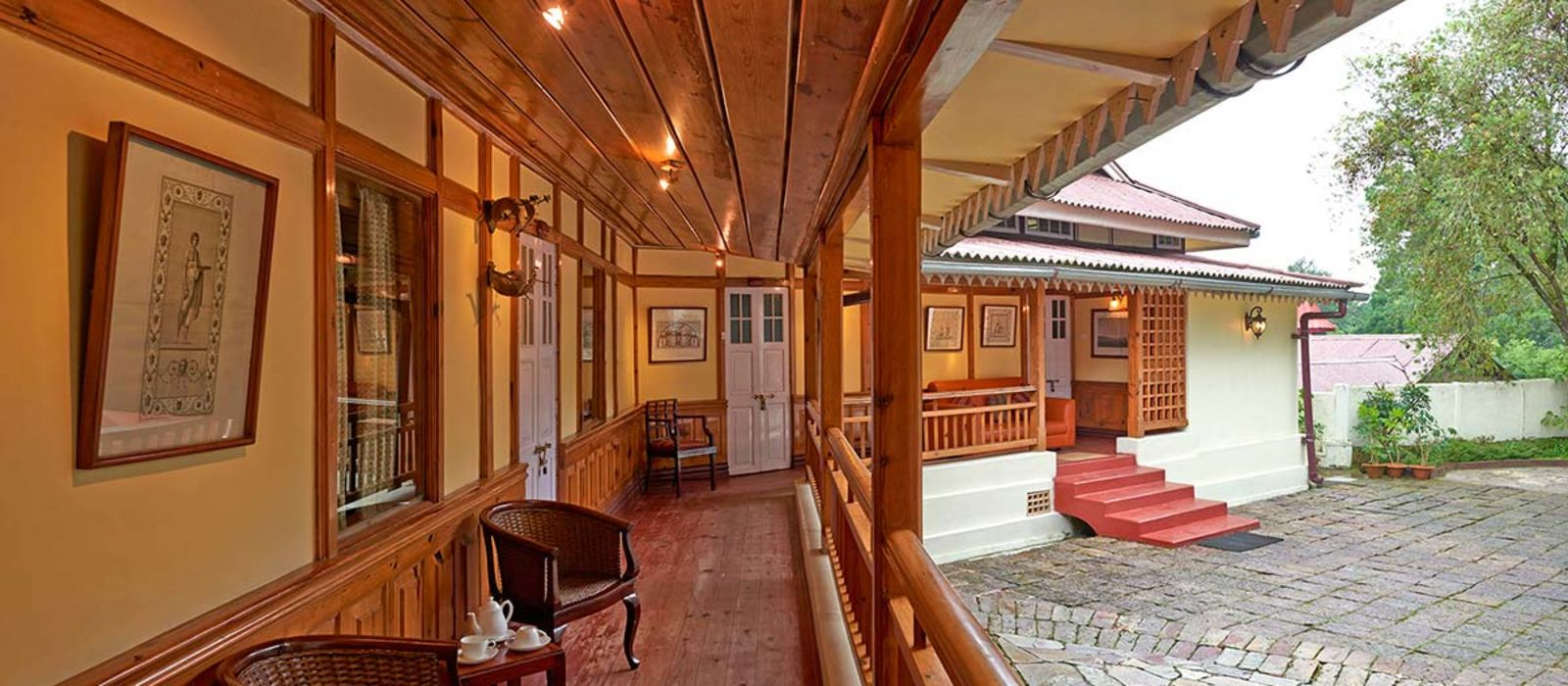 Hotel Tripura Castle East India
