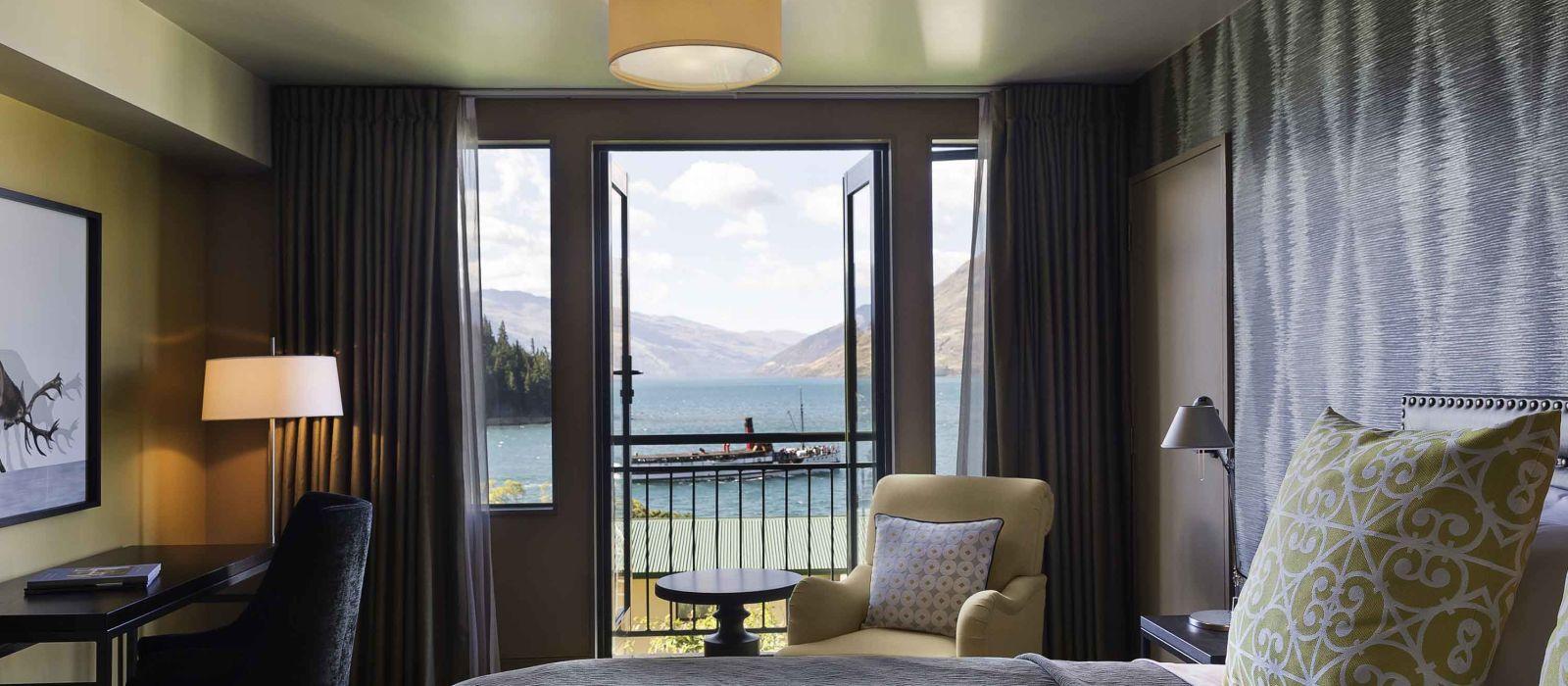 Hotel  St Moritz Queenstown Neuseeland