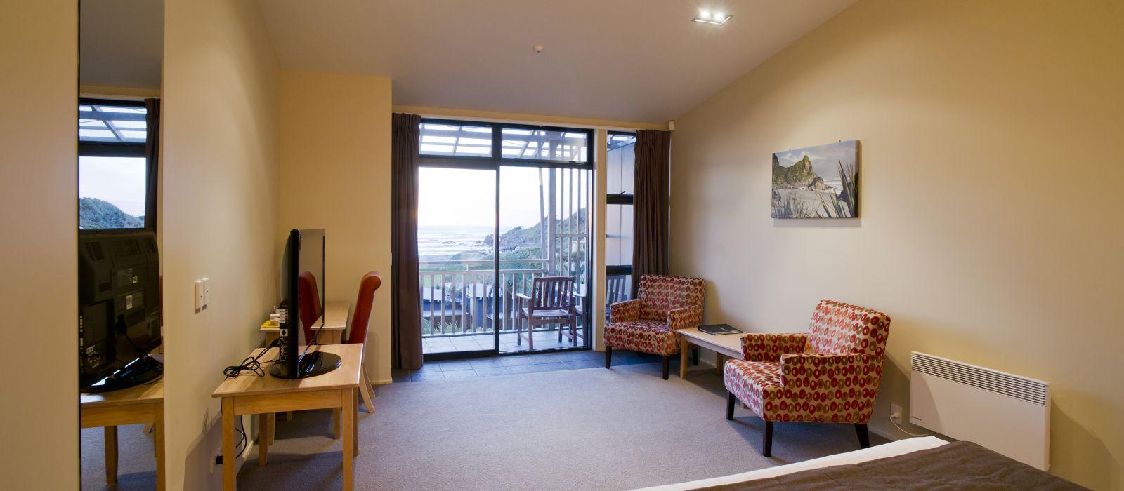Hotel Punakaiki Resort Neuseeland