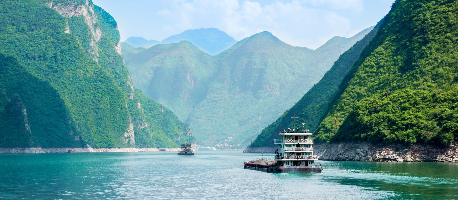 Destination Yangtze River Cruise China