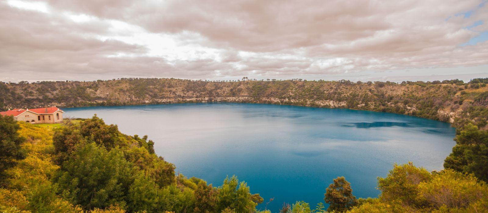 Reiseziel Mount Gambier Australien