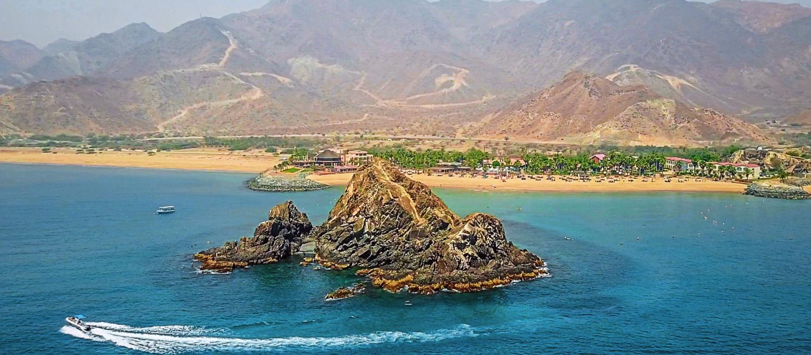 Destination Fujairah United Arab Emirates