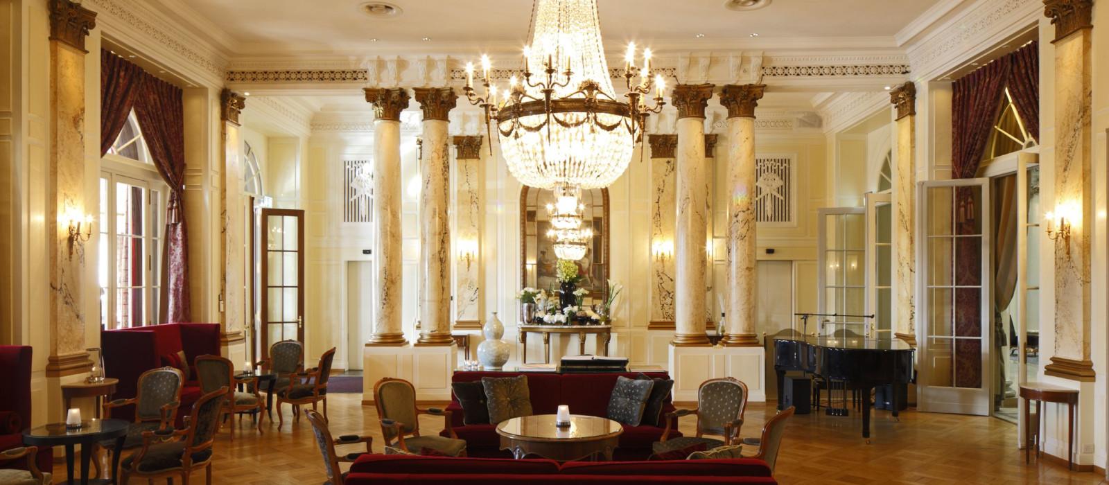 Hotel  Bellevue Palace %region%