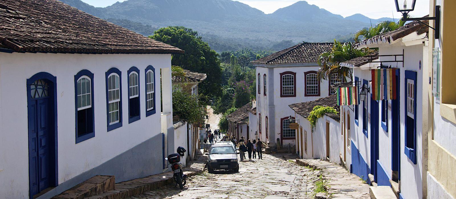 Reiseziel Tiradentes Brasilien