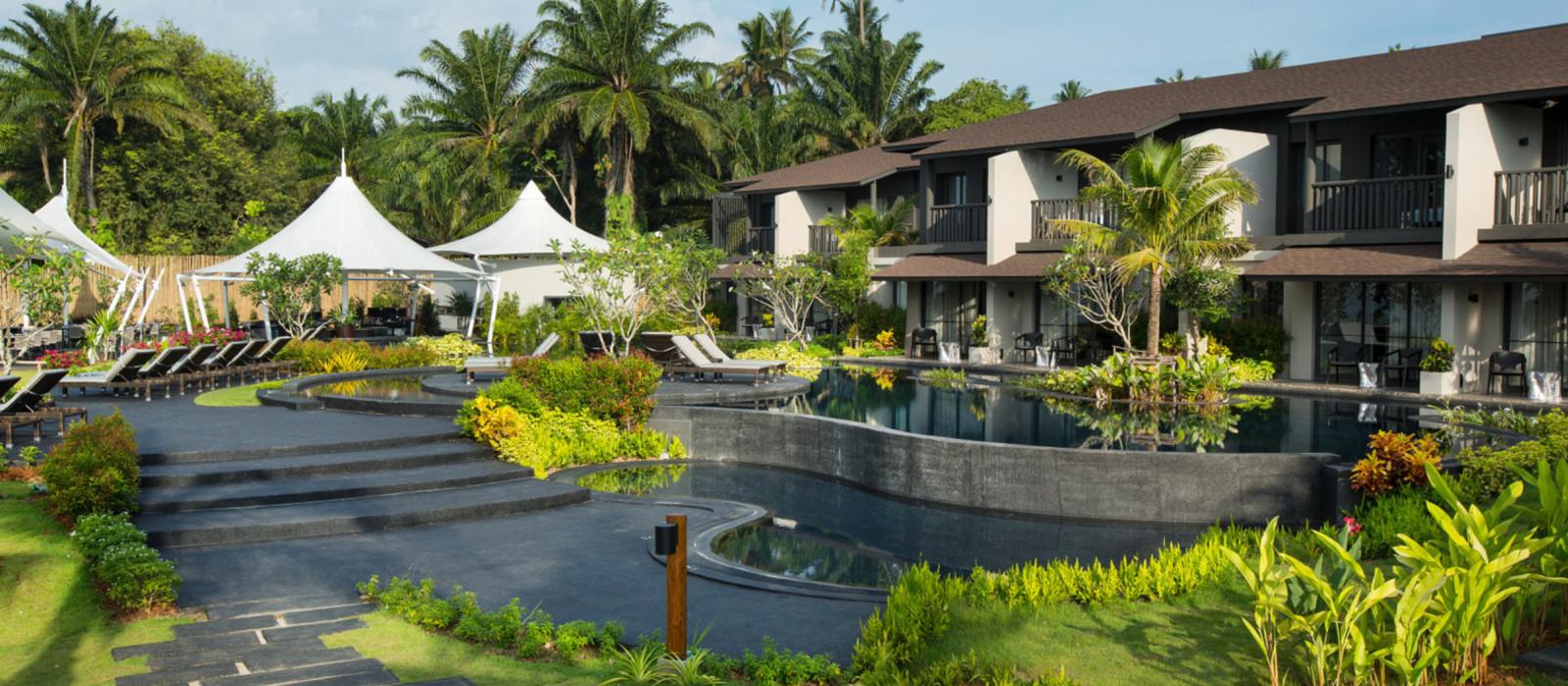 Hotel The ShellSea Krabi Thailand