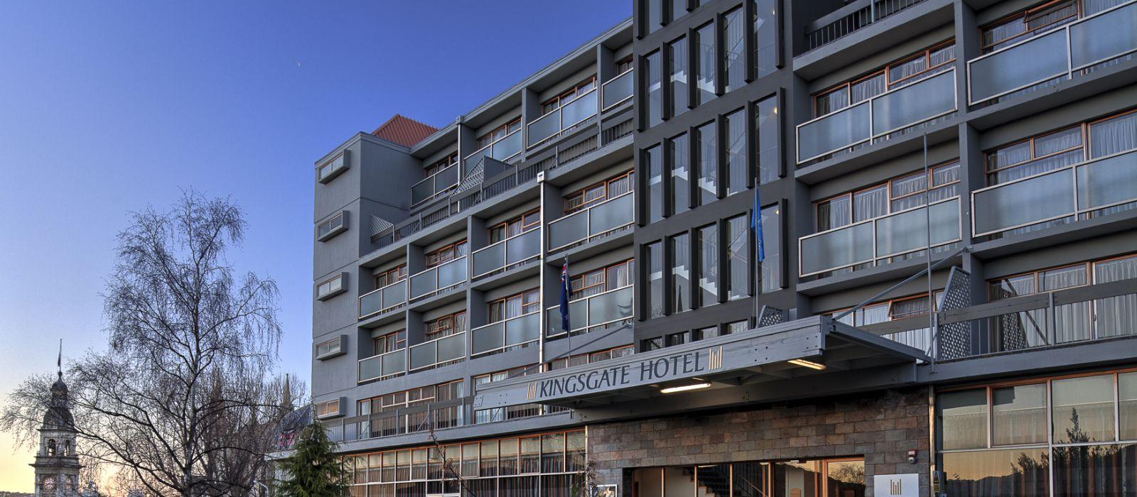 Hotel Kingsgate  Dunedin New Zealand