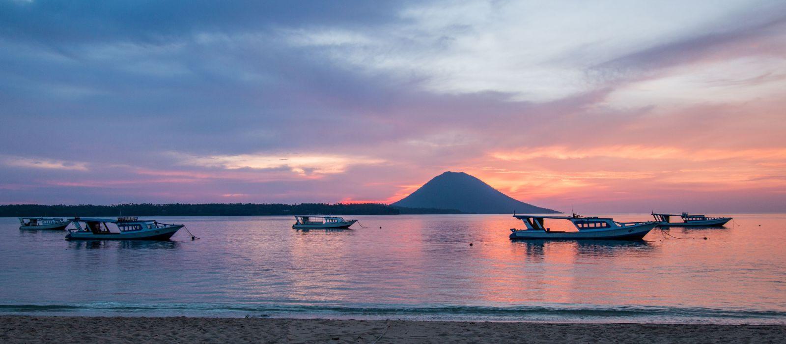 Hotel Village Bunaken Indonesien