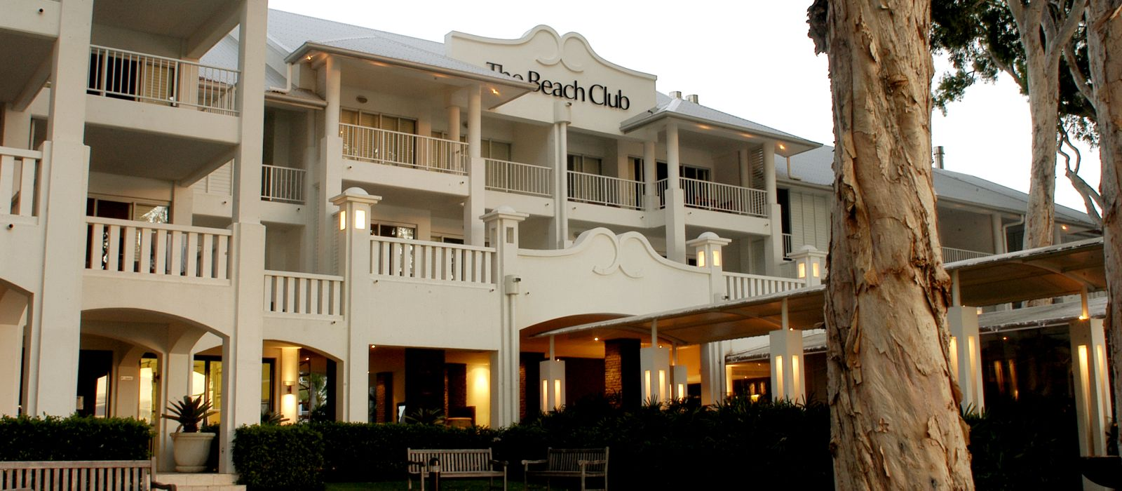 Hotel Peppers Beach Club and Spa Australien
