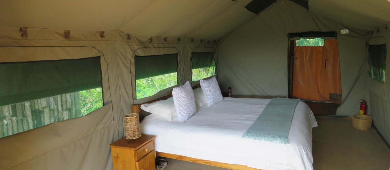 Hotel Woodbury Tented Camp South Africa