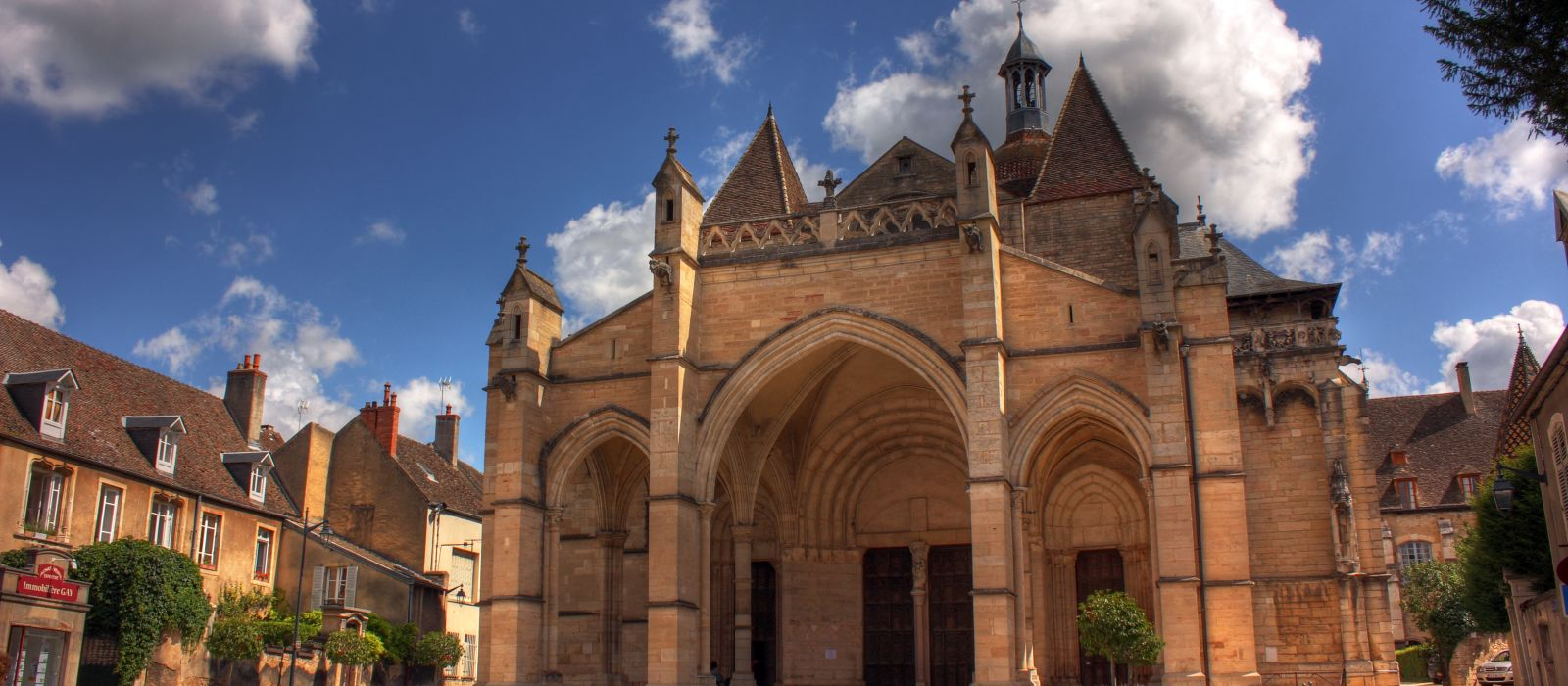 Destination Burgundy Region: Beaune France
