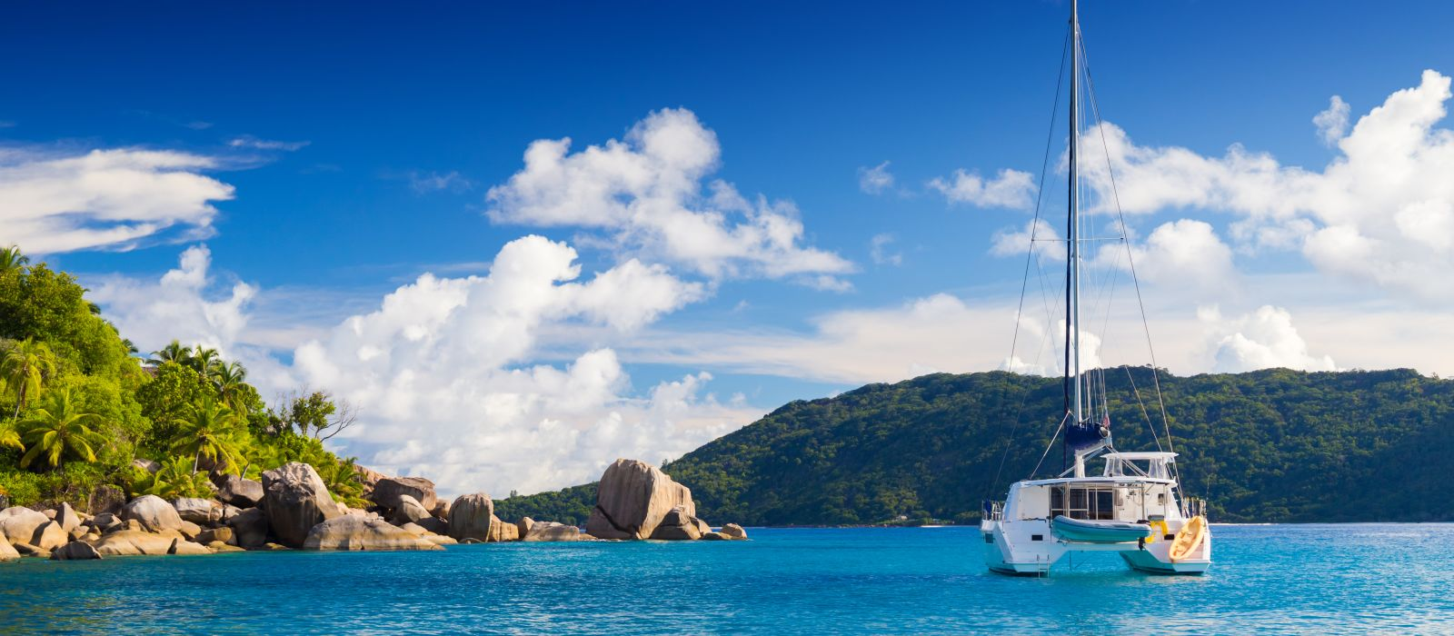 Reiseziel Seychellen Kreuzfahrt Seychellen