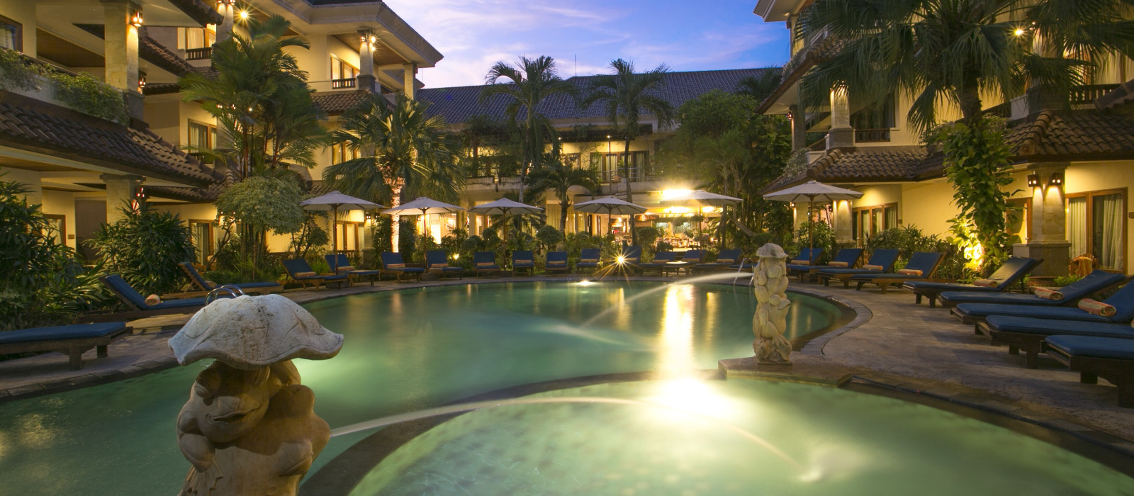 Hotel Parigata Resort and Spa Indonesien