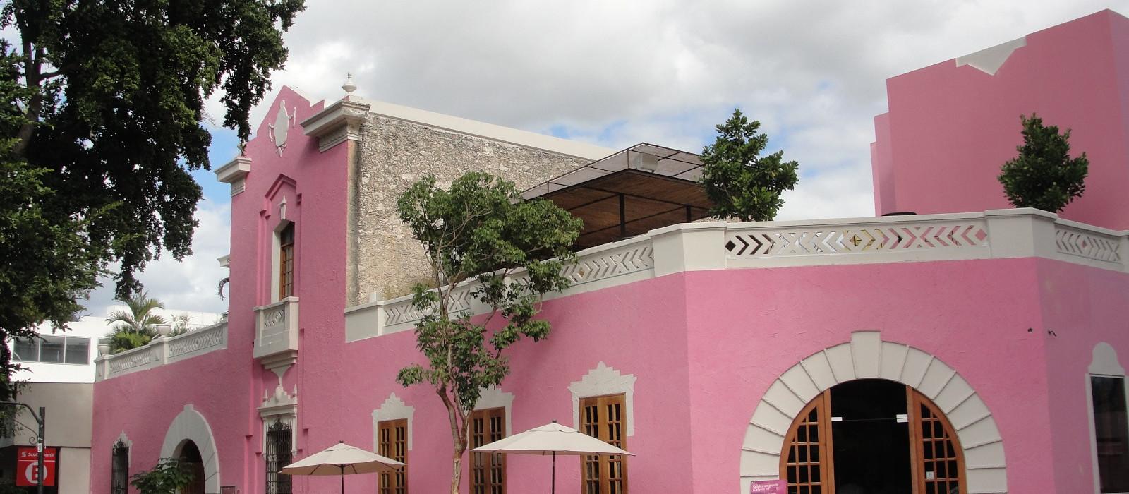 Hotel Rosas & Xocolate Boutique  & Spa Mexiko