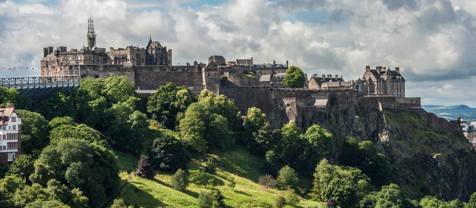 Destination Edinburgh UK & Ireland