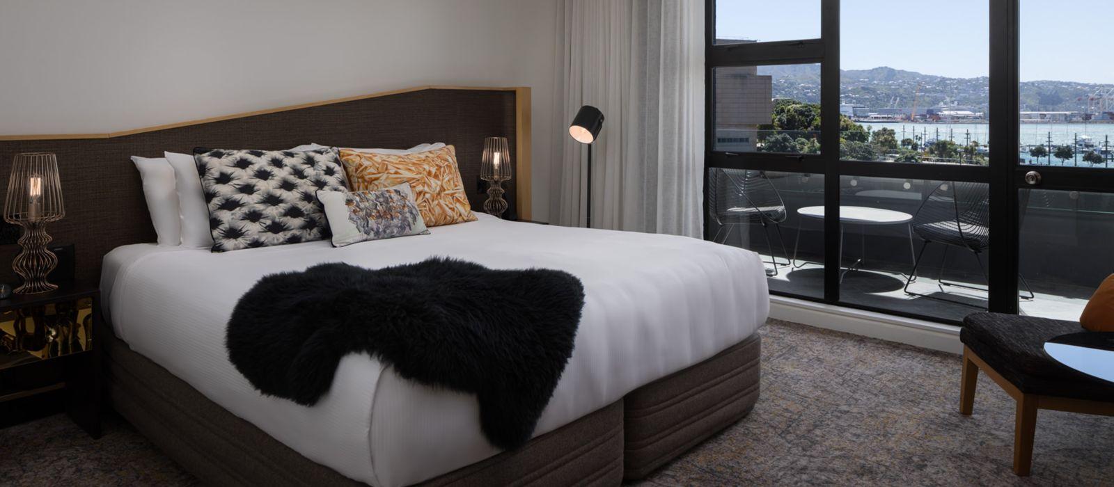 Hotel QT Wellington New Zealand