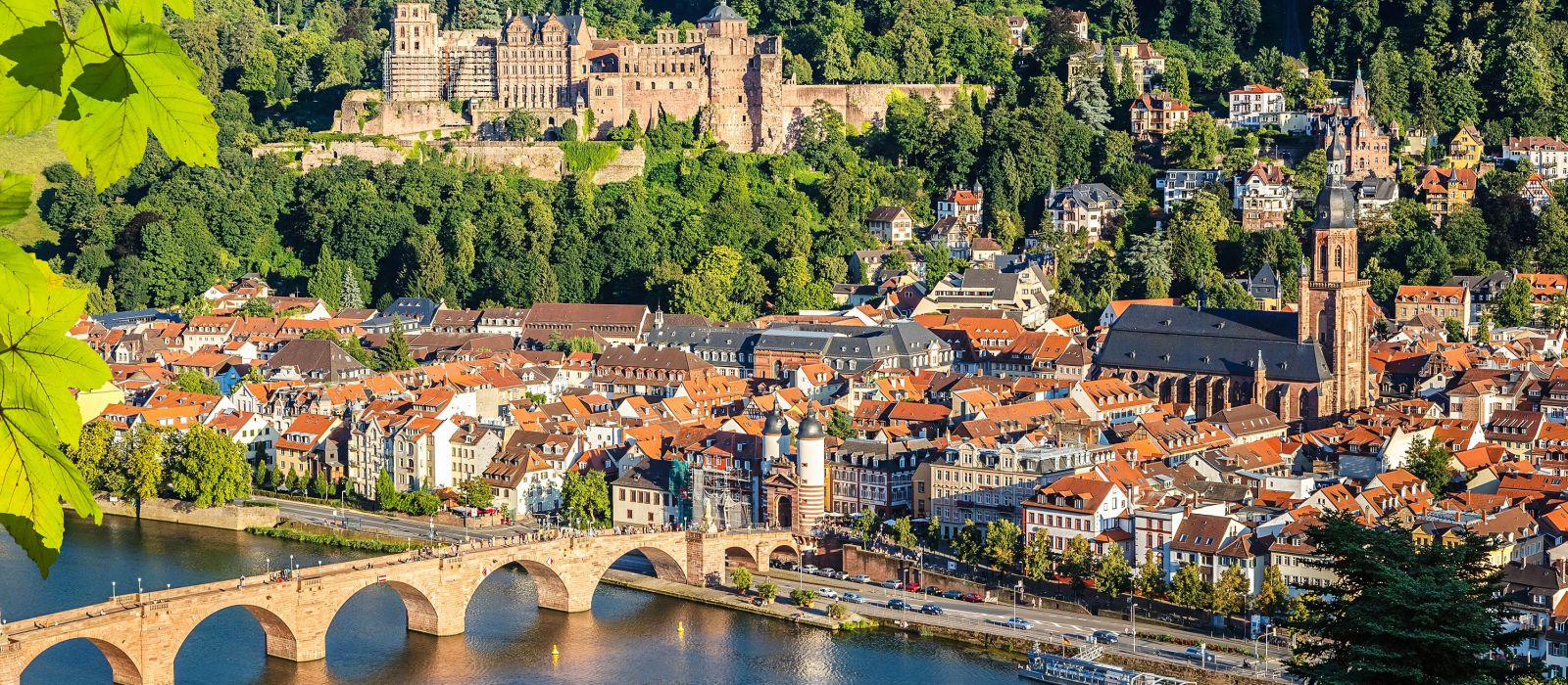 Destination Heidelberg Germany