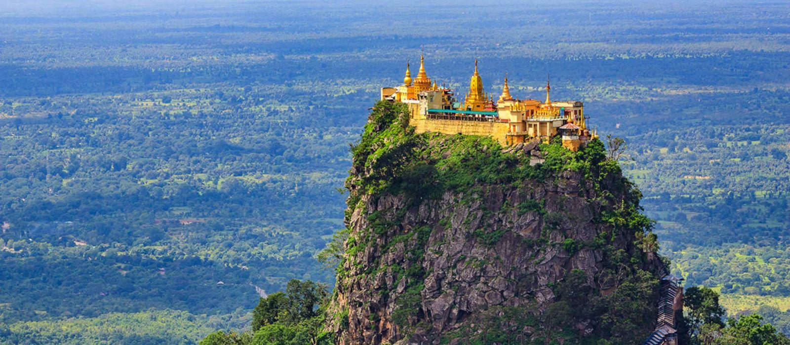 Hotel Popa Mountain Resort Myanmar