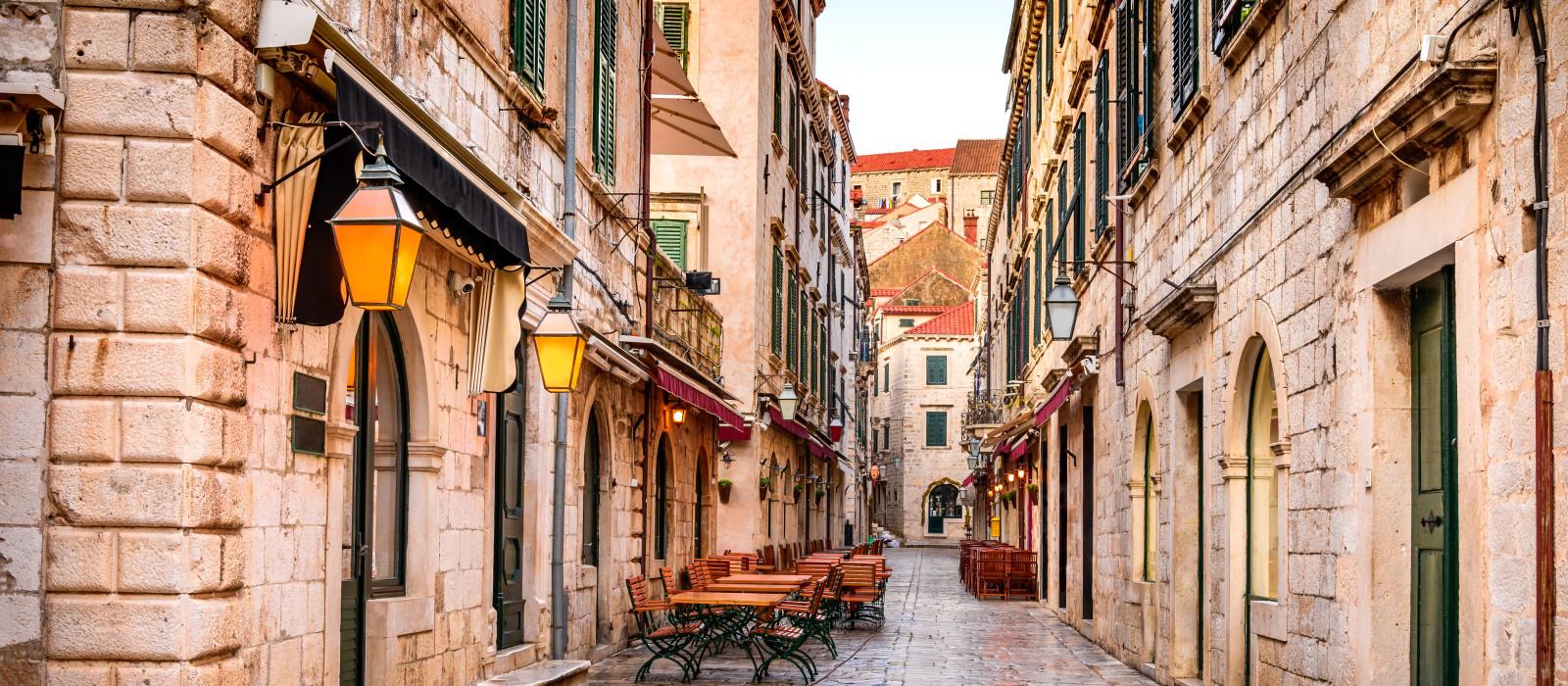 Destination Dubrovnik Croatia & Slovenia