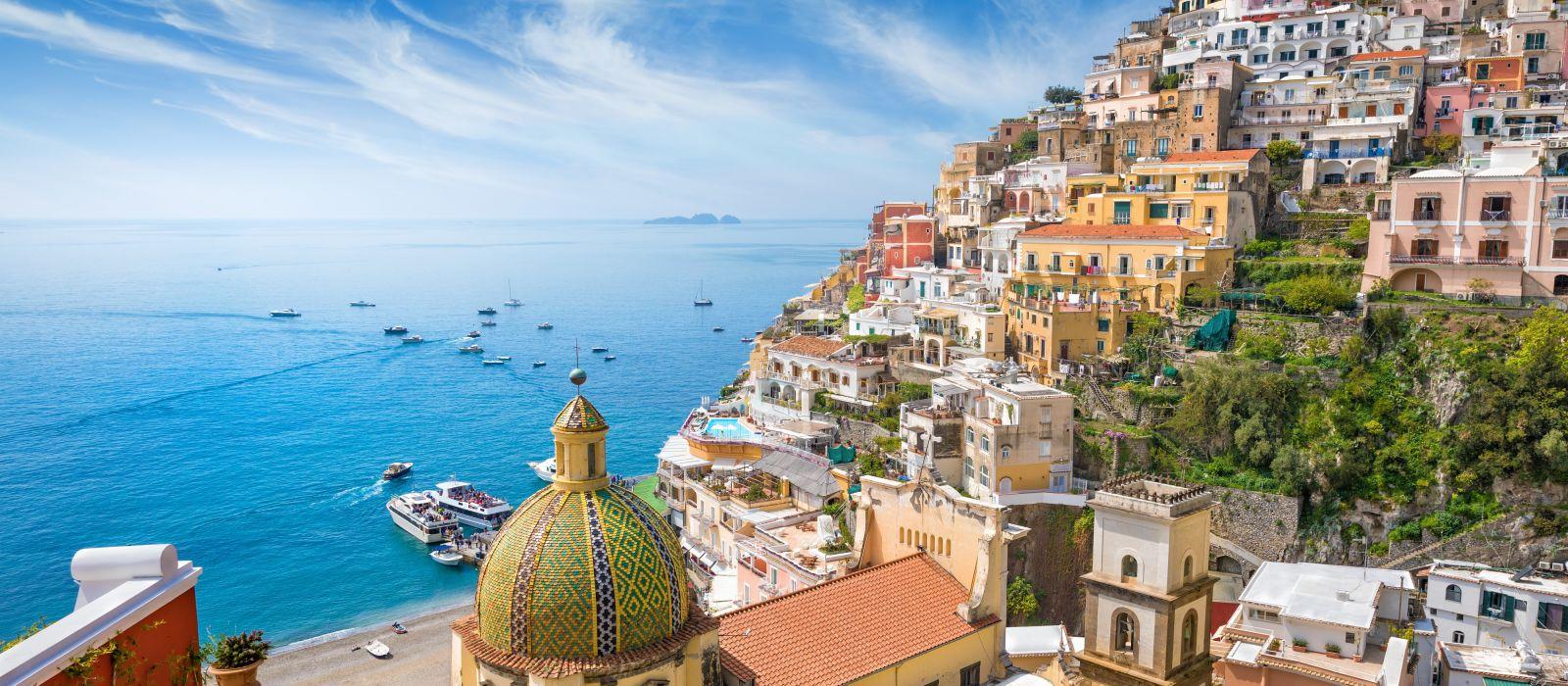 Destination Amalfi Coast Italy
