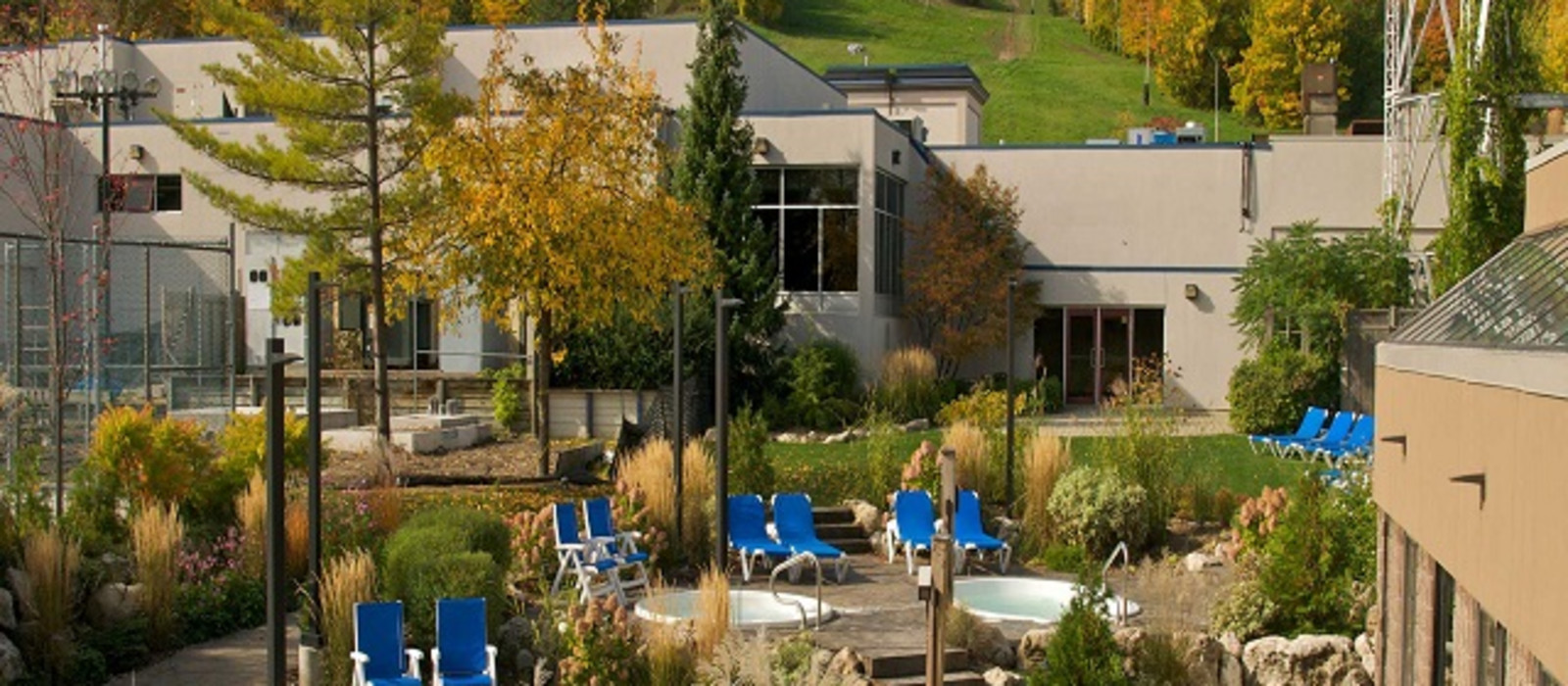 Hotel Blue Mountain Inn Kanada