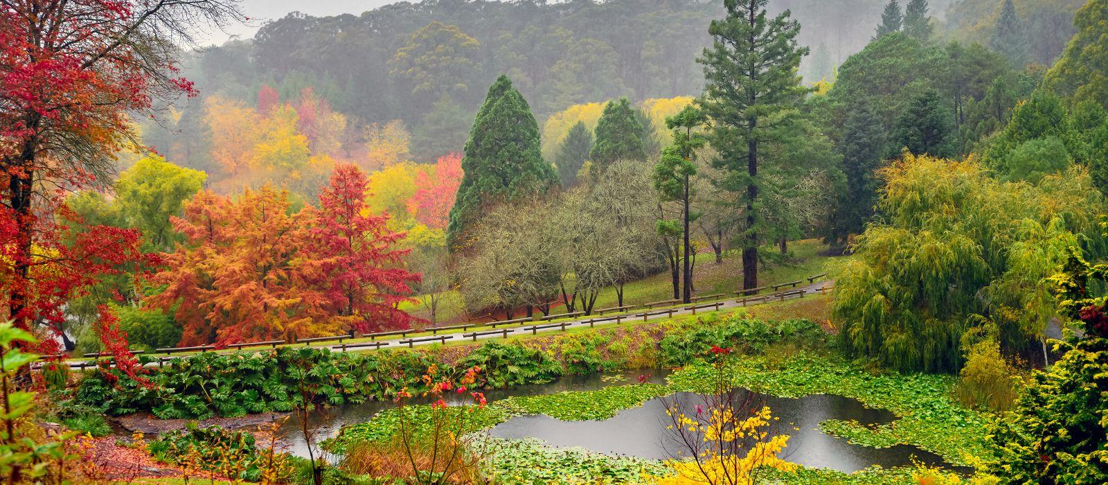 Reiseziel Adelaide Hills Australien