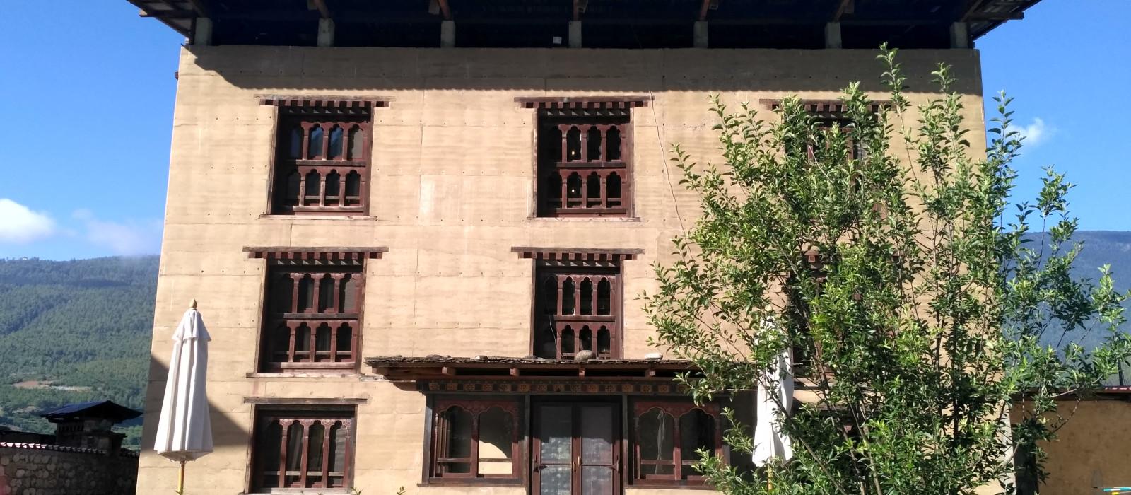 Hotel Die Village Lodge Bhutan