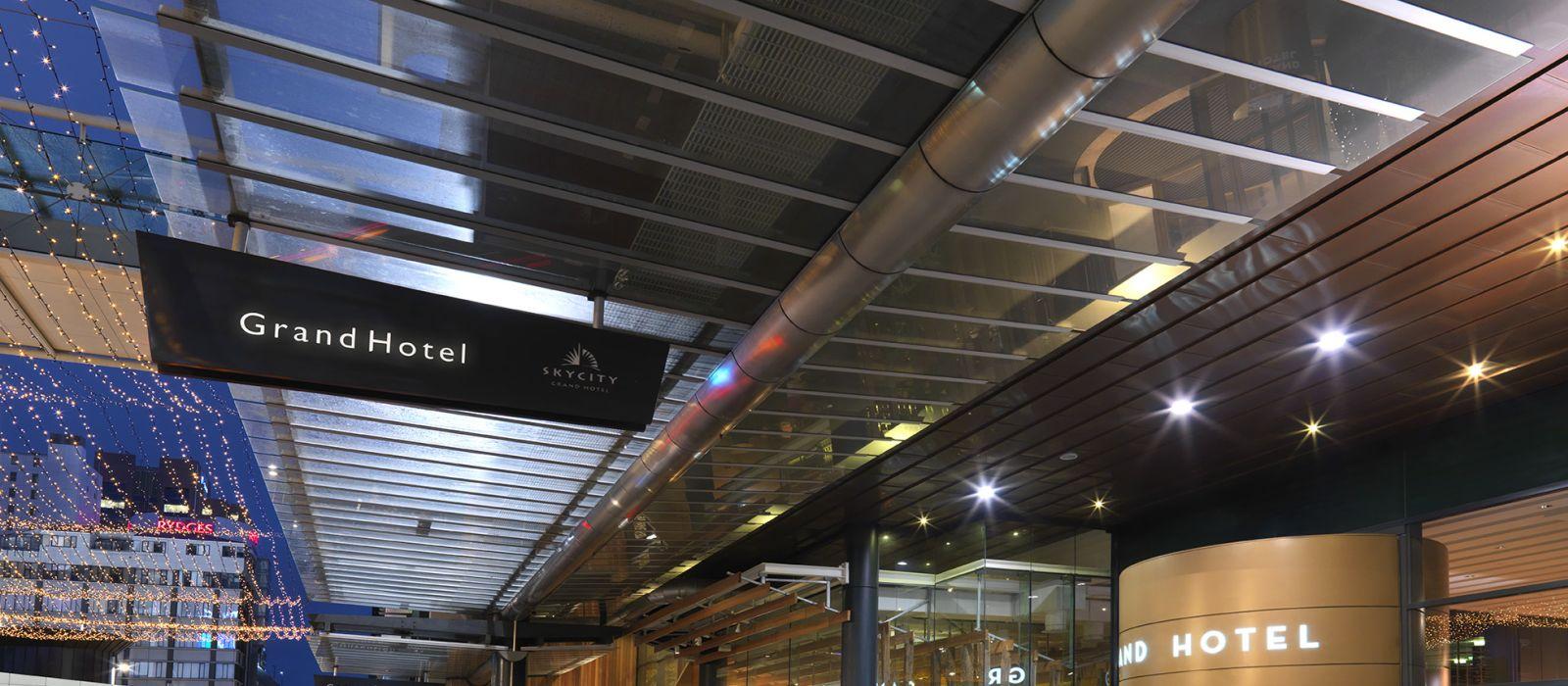 Hotel Sky City Grand  Neuseeland