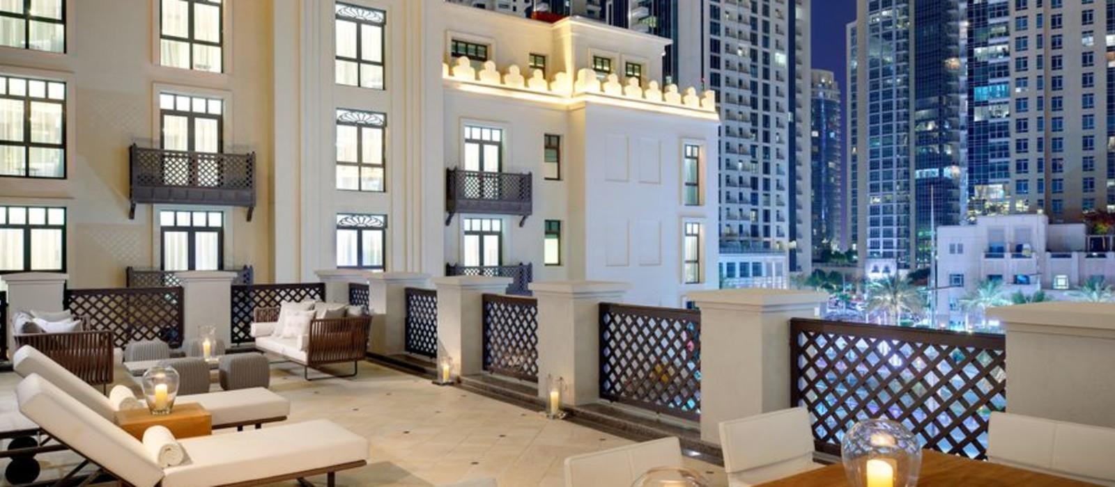 Hotel Vida Downtown United Arab Emirates