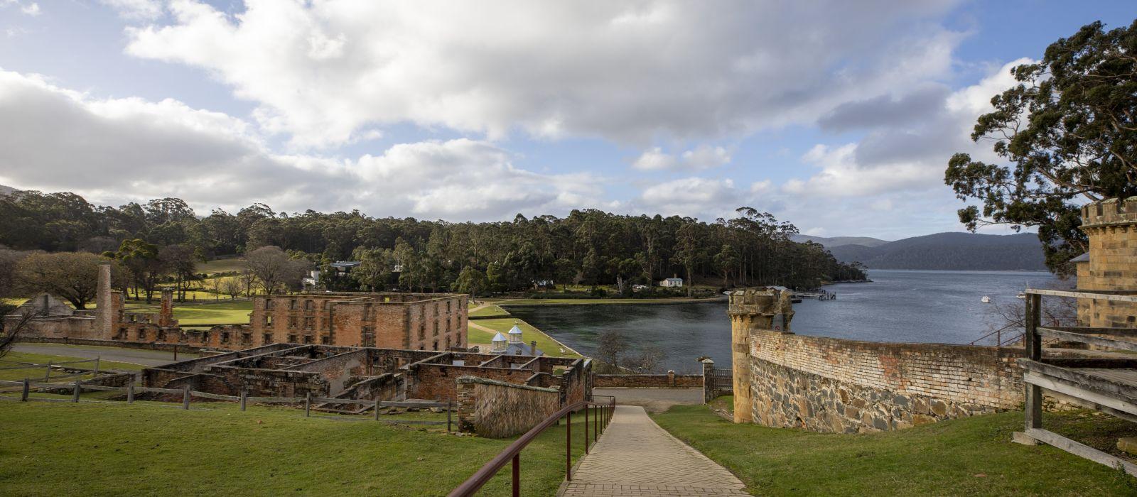 Reiseziel Strahan Australien