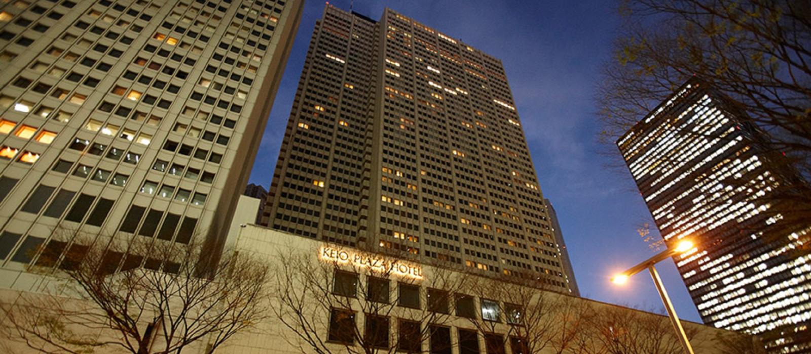 Hotel Keio Plaza  Japan