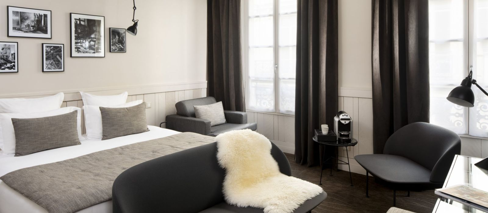 Hotel  Helios Opera France