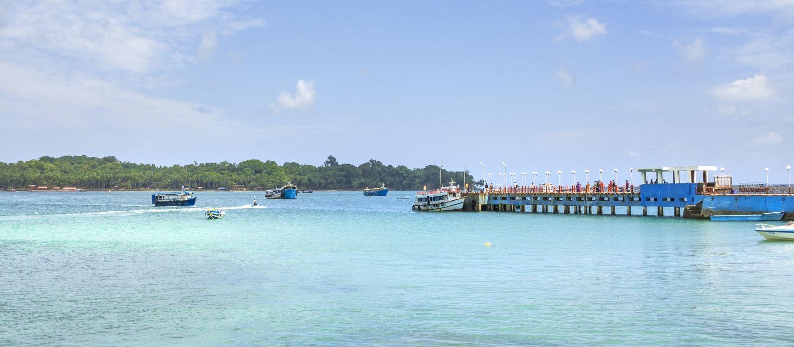 Hotel Peerless Sarovar Portico Inseln & Strände