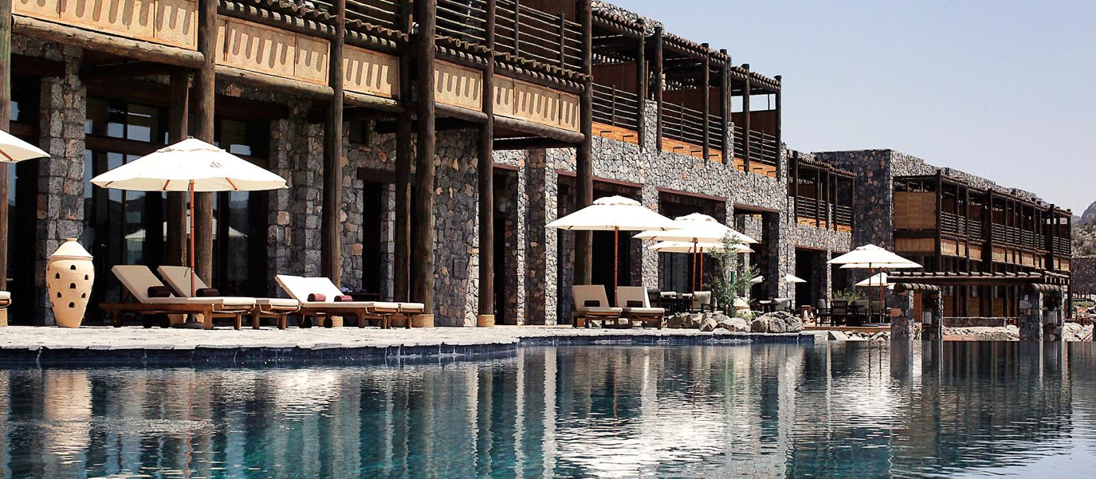 Hotel Alila Jabal Akhdar Oman
