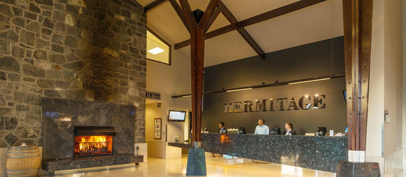 Hotel The Hermitage  New Zealand