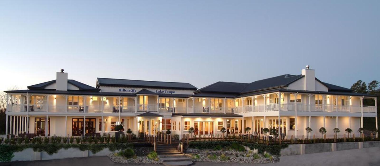 Hotel Hilton Lake Taupo New Zealand