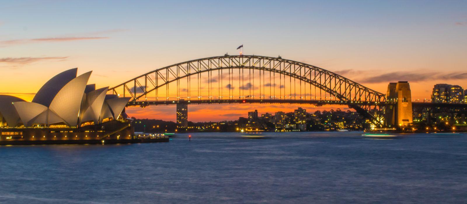 Hotel QT Sydney Australien