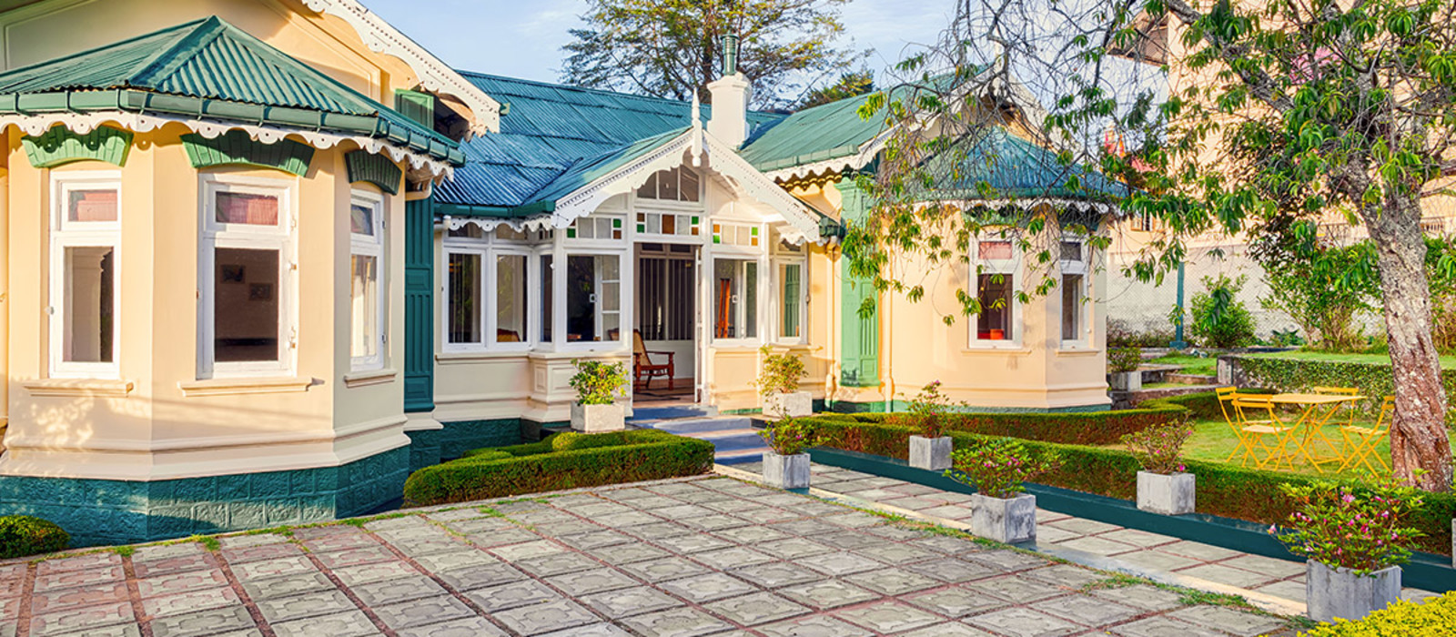 Hotel The Cottage by Jetwing Sri Lanka