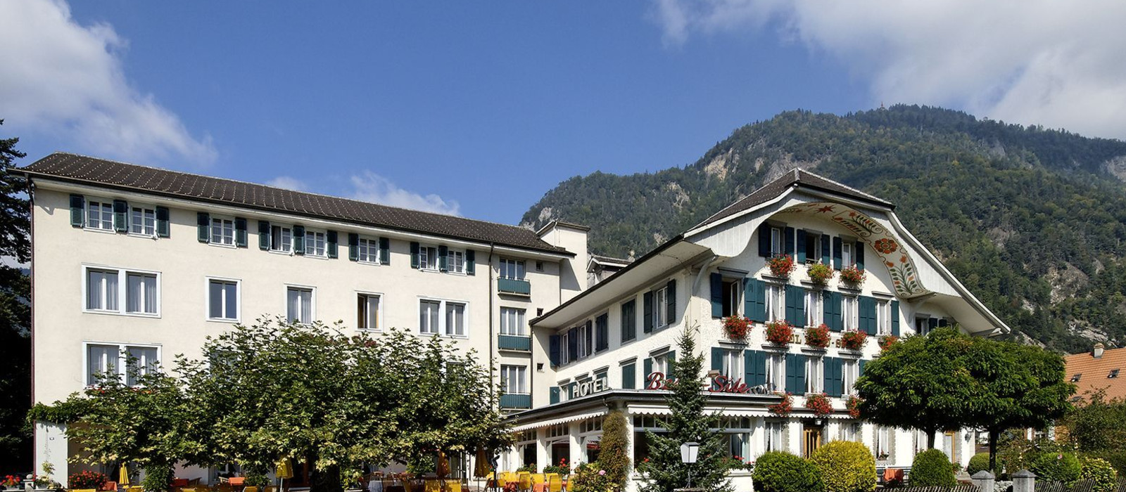 Hotel  Beausite %region%