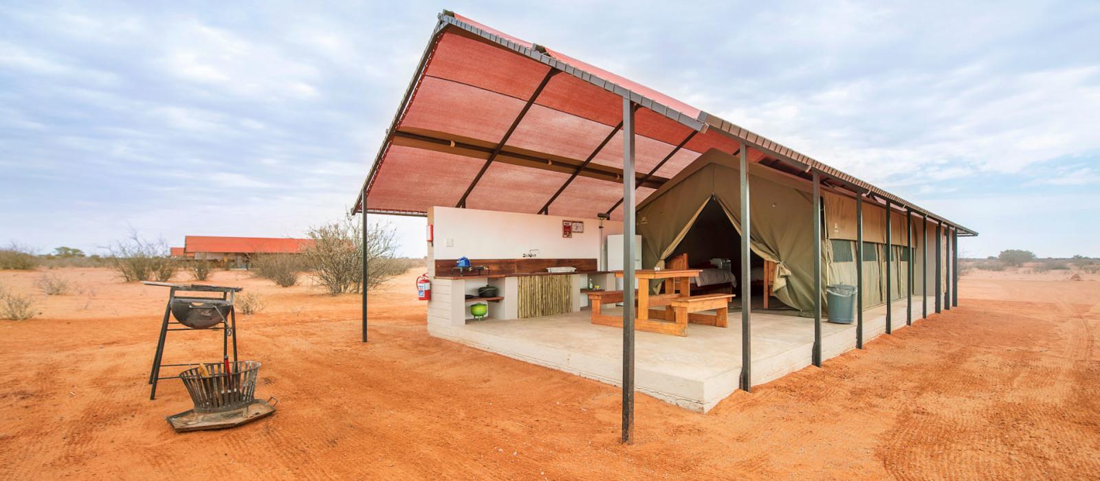 Hotel Kalahari Anib Lodge South Africa