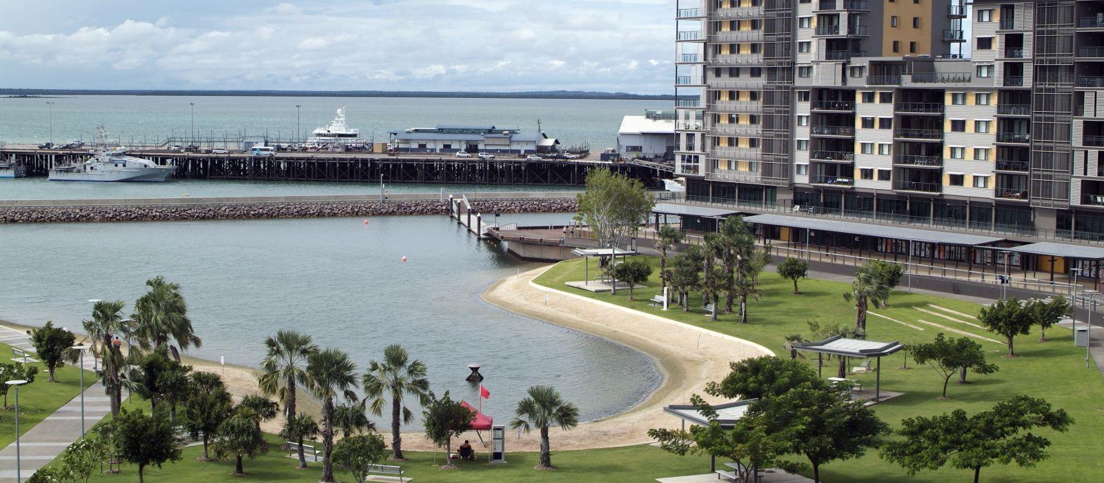 Reiseziel Darwin Australien