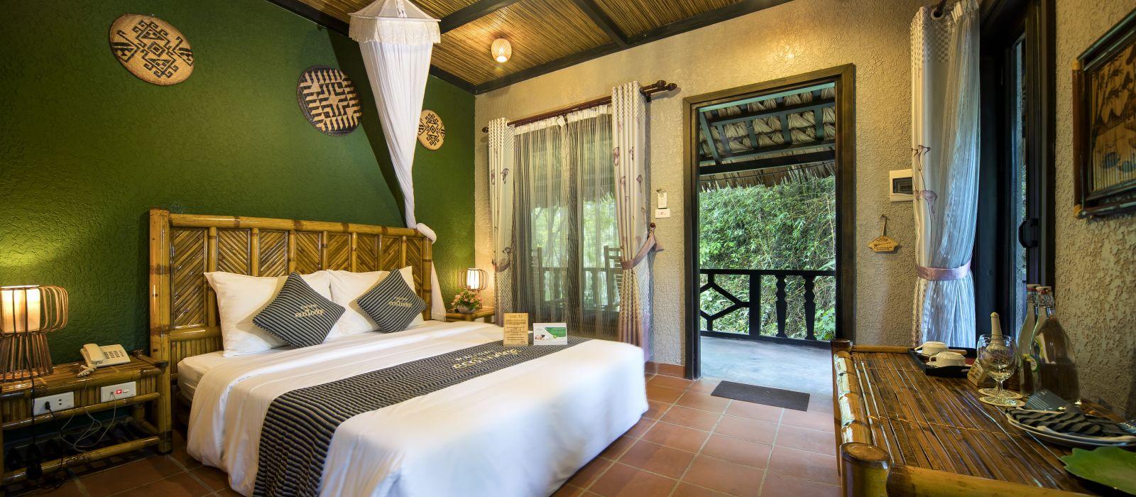 Hotel Mai Chau Eco Lodge Vietnam