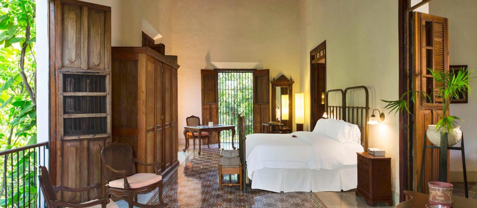 Hotel Hacienda Temozon Mexiko