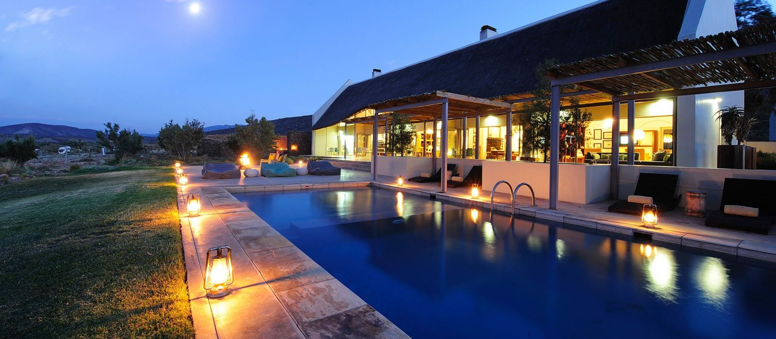 Hotel Sanbona Gondwana Lodge Südafrika