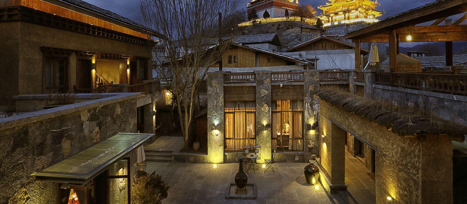 Hotel Arro Khampa Shangri-la China