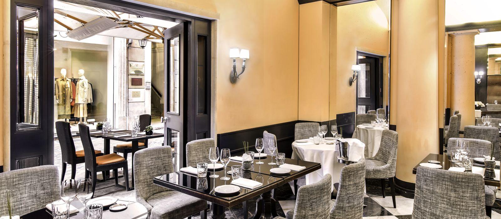 Hotel  D'Inghilterra Italy