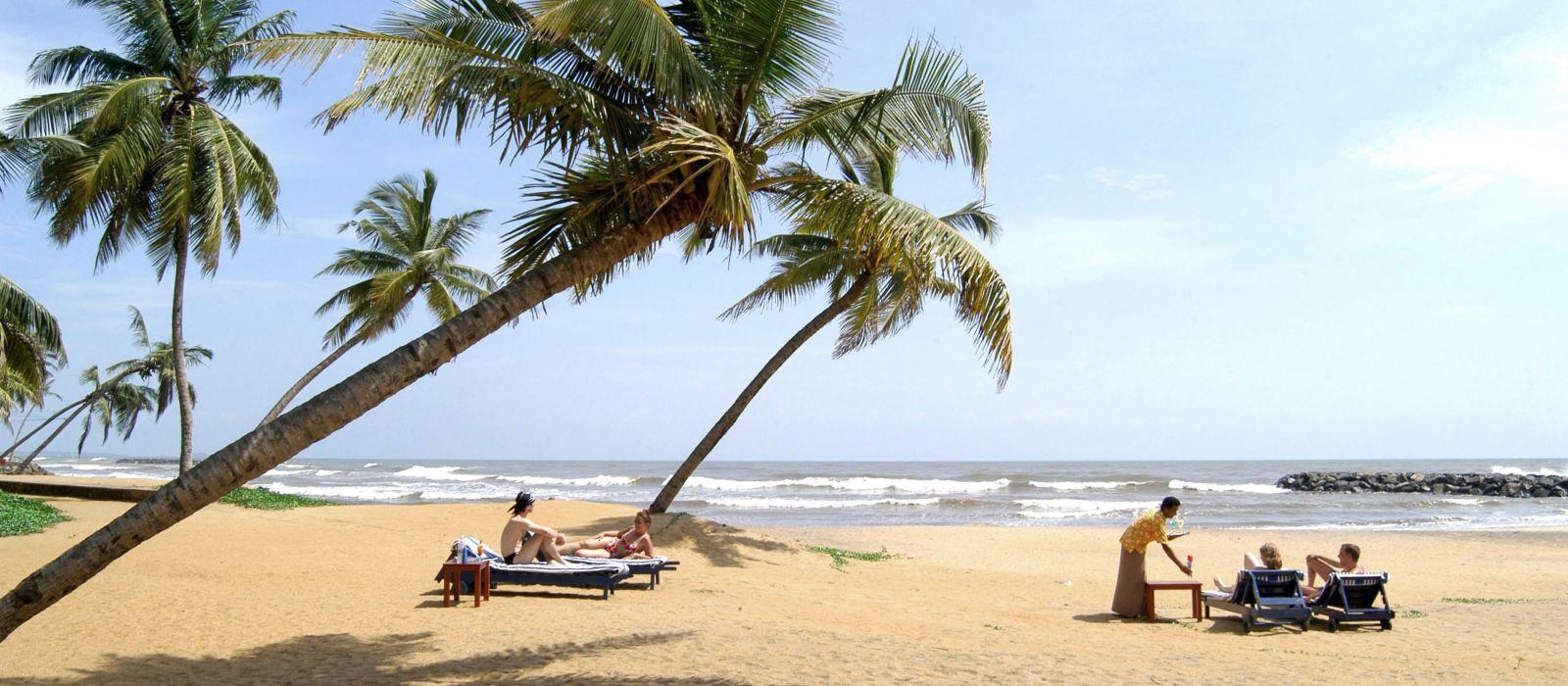 Hotel Goldi Sands  Sri Lanka
