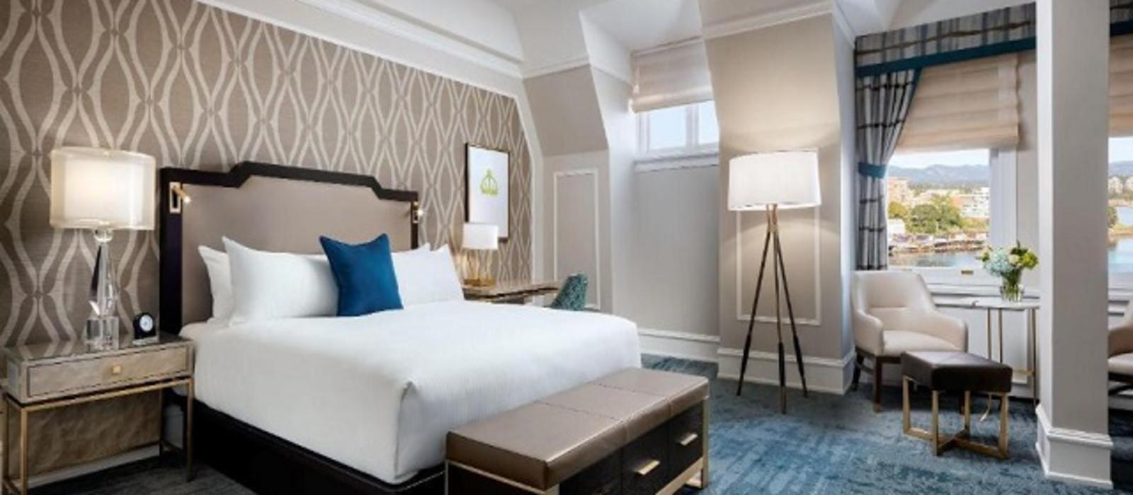 Hotel Fairmont Empress Canada