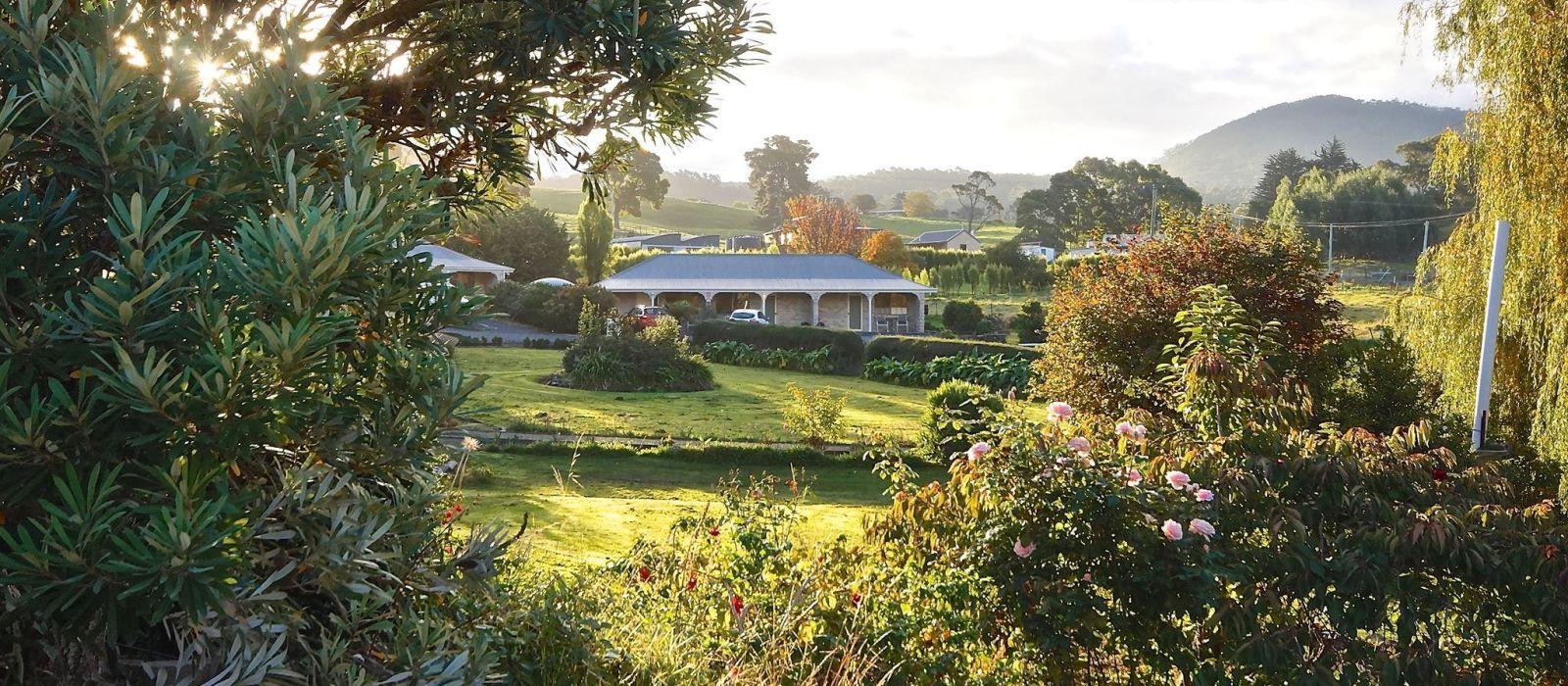 Hotel Port Arthur Villas Australien