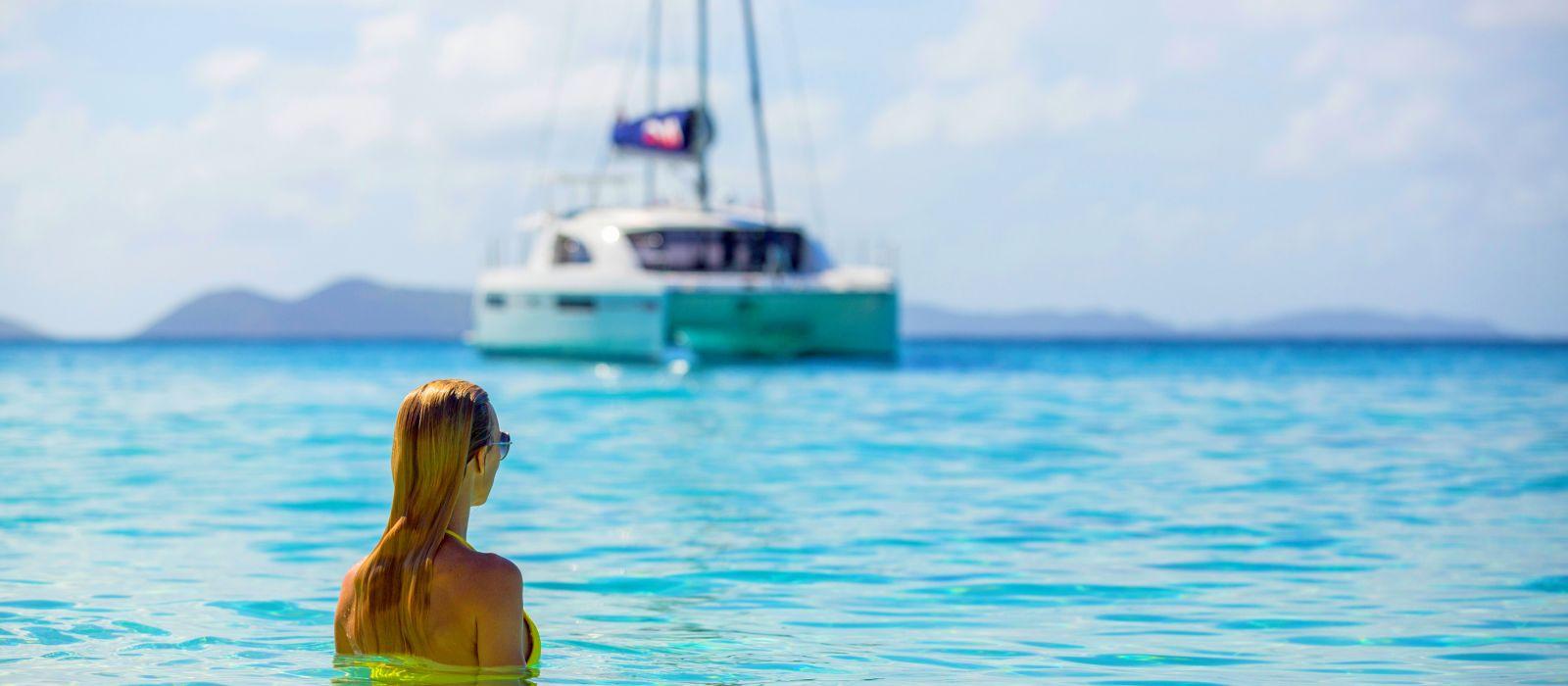 Hotel The Moorings Seychellen Seychellen
